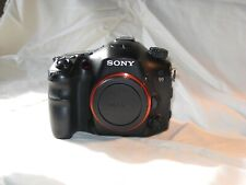 Sony Alpha SLT-A99 camera w/flash and lens (Used, in excellent condition)