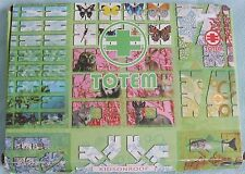 Vintage Kitsch KIDSONROOF Totem Construction Set - Never Used - Great Pics