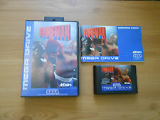 Foreman For Real for Sega Mega Drive