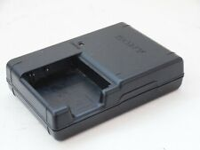 Sony BC-CSGC for battery charger for NP-BG1 & NP-FG1 batteries. U11988