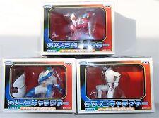 Kyashan Gatchaman Polymar Set Figure Statue anime manga gashapon Banpresto Lot