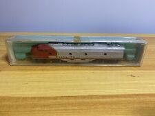 "ATLAS ""N"" SCALE SANTE FE DIESEL EMD E8 AT & SF TRAIN ENGINE #2101"