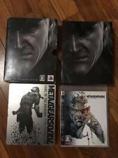 Metal Gear Solid 4: Guns of the Patriots Special Edition (Japanese Version) ps3