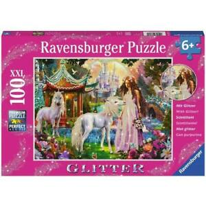 Ravensburger Jigsaw 100pc XXL Puzzle - Unicorn World - 136179