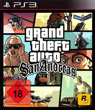Grand Theft Auto: San Andreas | Playstation 3 | PS3 | gebraucht in OVP