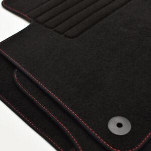 Mattenprofis Velours Fußmatten passend für Opel Corsa F ab Bj.2019 Vbr