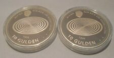 2 - Netherlands - 1999 - 10 Gulden - .800 Fine Silver - Millennium Coin Proof