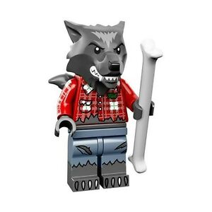 LEGO 71010 Minifigures Series 14 Wolf Guy New
