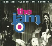 THE JAM - THE BITTEREST PILL 1997 UK CD PAUL WELLER, BRUCE FOXTON, RICK BUCKLER