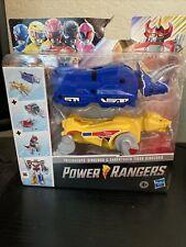 Hasbro Power Rangers: Triceratops & Sabertooth Tiger Dinzords - NEW