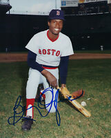 1970's RED SOX Ben Oglivie signed 8x10 photo AUTO Autographed Boston Brewers