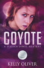 Oliver Kelly-Coyote BOOK NEW