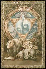 THE DARK CRYSTAL MOVIE POSTER 1 - NEW BRIAN FROUD PRINT