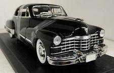 Anson 1/18 Scale 30345 1947 Cadillac Series 62 Convertible Blk Diecast model car