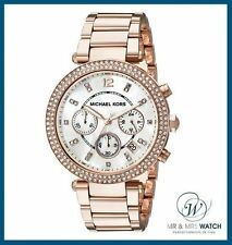 Michael Kors Women's Adult Brushed Wristwatches
