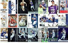 INDIANAPOLIS COLTS LOT OF 290 DIFFERENT CARDS W/STARS, RC'S - MANNING LUCK WAYNE