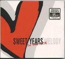 Sweet Years Melody - PACE CECCARINI CELLAR 55 BLUE BEAT CD DIGIPACK SIGILLATO