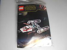 Lego® Star Wars Set 75249 Neu OHNE Minifiguren!!!