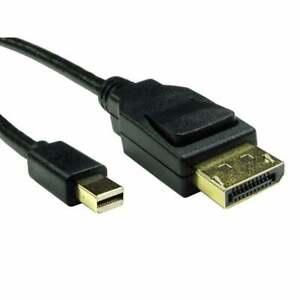 Mini DisplayPort to DisplayPort v1.4 cables HDR 50cm 8K@60Hz