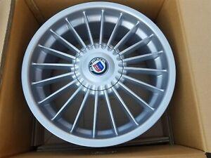 ALPINA Classic Authentic 18x9/8 Wheels Rims w/ Caps & Locks Fits BMW E46 *NEW*