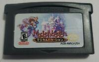 Magical Vacation GBA English Fan Translation Nintendo Game Boy Advance US Seller