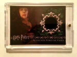 HARRY POTTER GOBLET OF FIRE COSTUME CARD MADAME MAXINE C4 /825 UPDATE GOFU