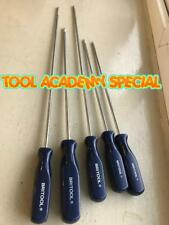 CLEARANCE BRITOOL HALLMARK 5 Pce LONG PHILLIPS POZI FLAT SCREWDRIVER SET