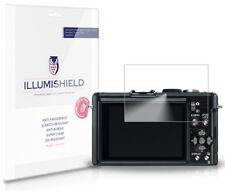 iLLumiShield HD Screen Protector w Anti-Bubble/Print 3x for Leica D-Lux 4