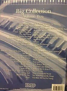 Big Collection: v. 2 (Easy Keyboard Library) Paperback Book The Cheap Fast Free