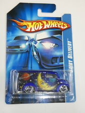 Hot Wheels Dairy Delivery Truck Moon Planet Stars
