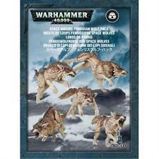Warhammer 40k Space Marines Space Wolves Fenrisian Wolf Pack NIB