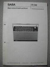 SABA Transeuropa Automatic H Service Manual