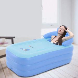 Badewanne Aufblasbare  Badewanne faltbar klappbar beweglich Inflatable Pool