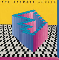 Strokes - Angles (Vinyl Used Very Good)