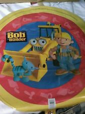 "3 x  Bob the Builder 18"" foil balloons"