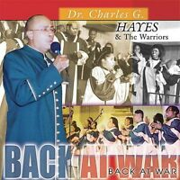 Dr. Charles G. Hayes, Dr. Hayes - Back at War [New CD]