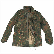 Polycotton Long Military Coats & Jackets for Men
