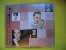 BOYZONE-NO MATTER WHAT. 1998 3 TRACK CD SINGLE. POP DISCO SOUL