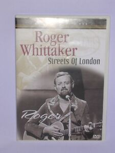 All Stars Roger Whittaker - Streets of London DVD