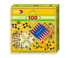Noris 606112588 Spielesammlung über 100 Spielmöglichkeiten ab 6 Jahren