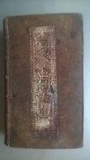 ACADEMIE UNIVERSELLE DES JEUX -EO Legras aux armes (Quadrille; Echecs..) (1730)