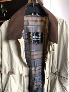 Barbour: Trench coat Coldstream etat neuf