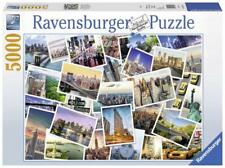 Ravensburger 17433 High Quality New York 5000 Pieces Jigsaw Puzzles - Multi