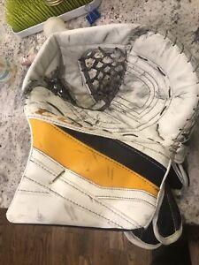 Pekka rinne Used Goalie Glove