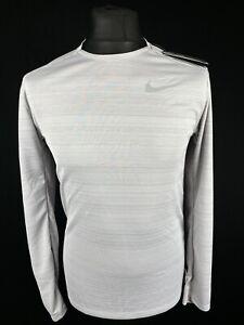 Nike Dri Fit Miler Long Sleeve Running Top VARIOUS SIZES