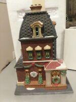 Dept 56 Heritage Village Christmas in the City Haberdashery 5531-0 1992 DVG