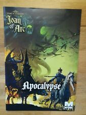 APOCALYPSE REGLES EN FRANCAIS /MINIATURE/TIME OF LEGENDS JOAN OF ARC