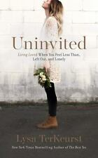 Uninvited: Living Loved When You Feel Less Than, Left Out, and Lonely (CD)
