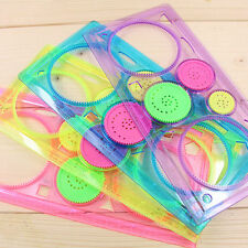 New Spirograph Geometric Ruler Drafting Tools Stationery Drawing Toys Students