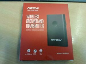 Mpow Bluetooth Wireless Receiver & Transmitter, 2in1 Wireless Audio Adapter